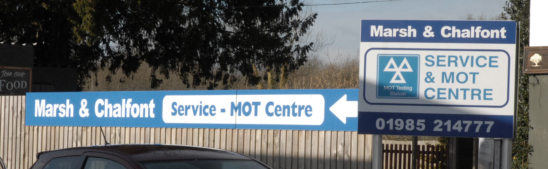 Car service and MOT warminster